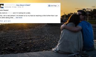 Platform uses Facebook ads to set up dates