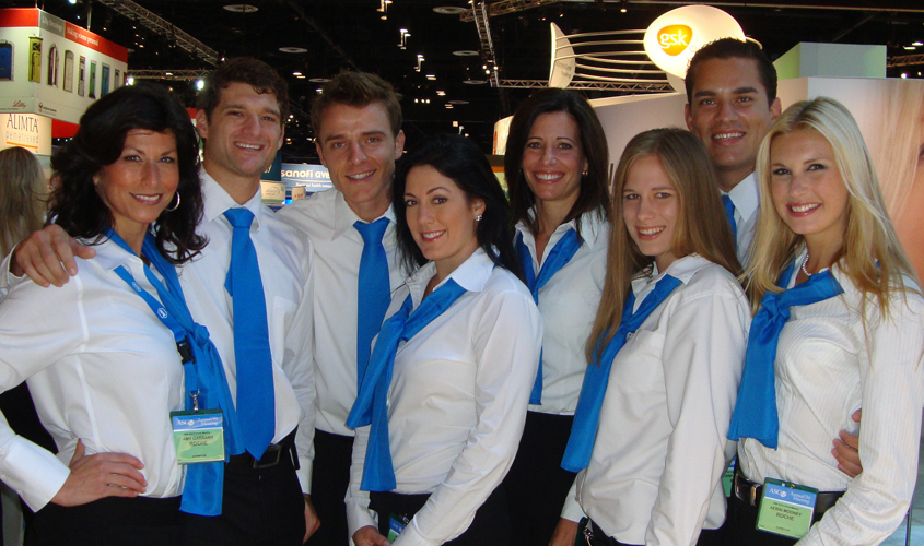 Training Booth Staff For Proper Etiquette At Your Next Trade Show