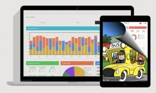 Platform for monitoring educational apps gives learning reports