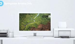 Rainforest desktop app could curb wasteful office printing