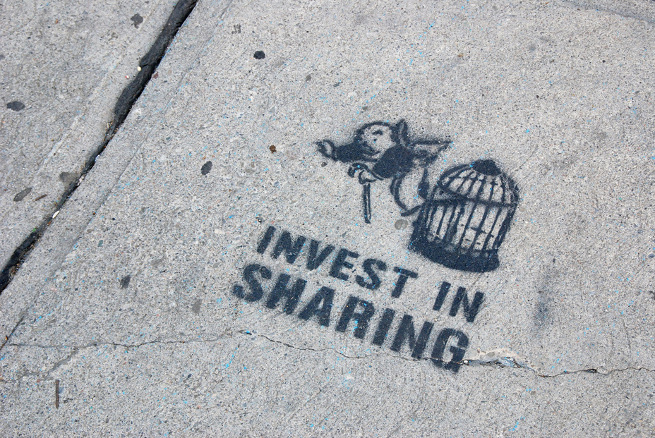 Why Sharing is Pivotal to Your Growth