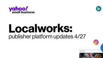 Localworks updates banner
