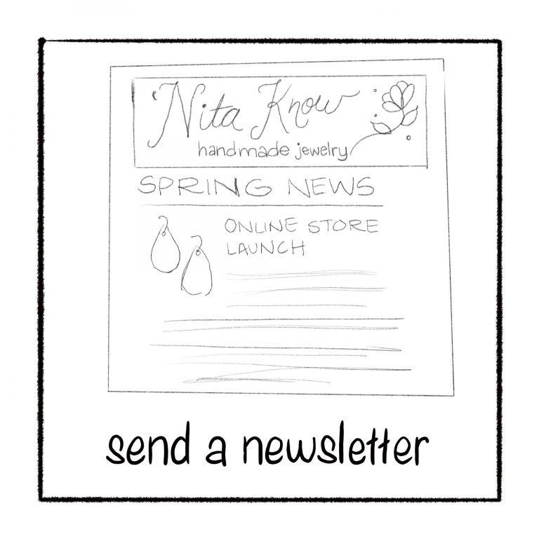 send a newsletter