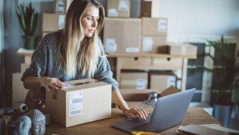 Overwhelmed online retailer