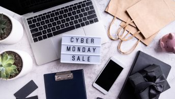 Cyber Monday Greeting