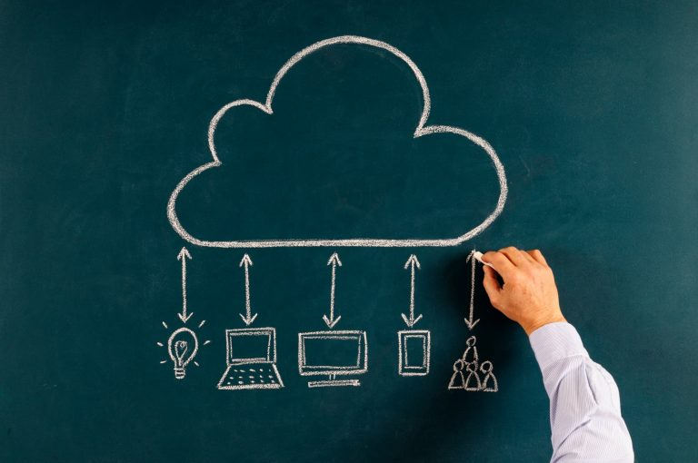 Backing up data to the cloud